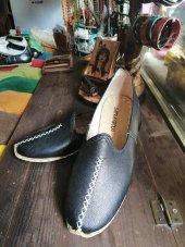Deri Erkek Yemeni Ayakkabı