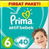 Prima Aktif Bebek 6 40*3 (120)adet