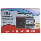 Everton Rt 41u Usb Sd Fm Sw3 Radyo
