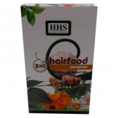 Hairfood 2 İn 1 Mentollü Şampuan 350ml