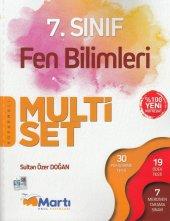 Martı Yayınları 7. Sınıf Fen Bilimleri Koparmalı M...