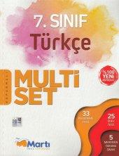 Martı Yayınları 7. Sınıf Türkçe Koparmalı Multi Se...