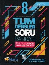 Martı Yayınları 8. Sınıf Tüm Dersler Soru Bankası...