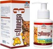 Kedi İçin Omega3 Balık Yağı Tüy Döküm Önleyici Tüy Sağlığı