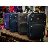 Dağlı Bags Havlu Kumaş Valiz Çanta Büyük
