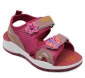 Gezer 11086 Fuşya Kız Çocuk Sandalet Cırtlı Yazlık...