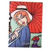 Biggdesign Şemsiyeli Kız Defter 14x20