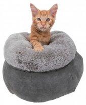 Trixie Köpek Ve Kedi Yatağı, � 45 Cm, Gri Açık Gri...
