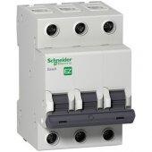 Schneider Electric Easy9 3 Ka C Eğrisi 3 Kutup 50a Otomatik Sigor