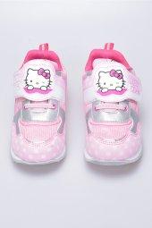 Hello Kitty 58177 Kız Çocuk Spor Ayakkabı Cırtlı
