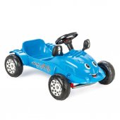 07 302 Herby Pedallı Mavi Araba