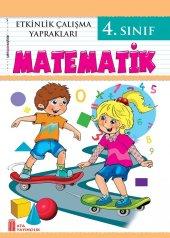 4. Sınıf Etkinlik Çalışma Yaprakları Matematik Ata...