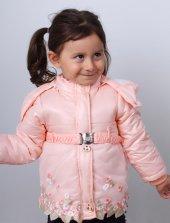 Milan Çocuk Club 0 2 Yaş Kız Bebe Mont Kaban Pembe...