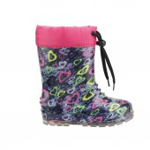 Sanbe 901p3103 Yağmur Su Geçirmez Kız Çocuk Çizme ...