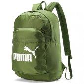 Puma Clasic 075752 Okul Seyehat Gezi Antreman Sırt Çantası Yeşil