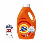 Alo Sıvı Çamaşır Deterjanı Kar Çiçeği 33 Yıkama