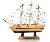 Yelkenli Ahşap Gemi (D) No 1